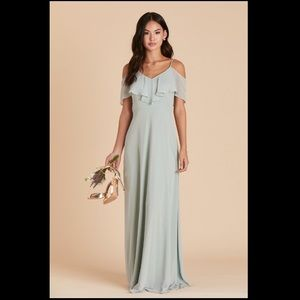 BIRDY GREY Jane Convertible Dress in Sage